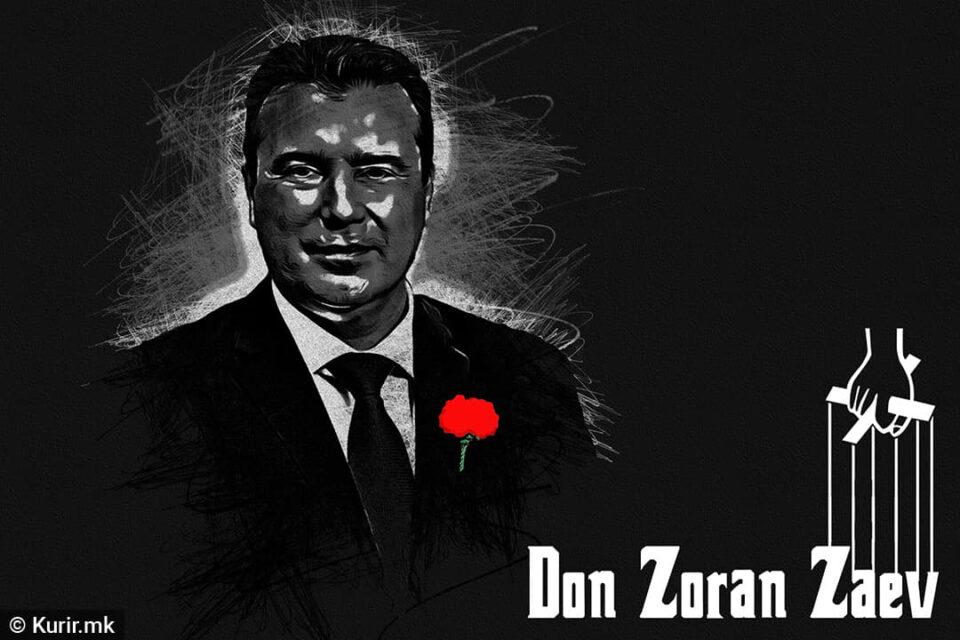 """""""Македонија е без почеток на преговори, политиката на Заев доживеа дебакл, откако стави се на маса и урна позиции глуми патриот"""""""