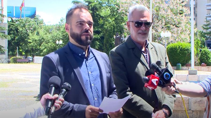 Илиевски: Квази-правдата донесе стотици години затвор за неправедно осудените, а сомнежот за вистинското загрозување на Уставниот поредок остана неистражен