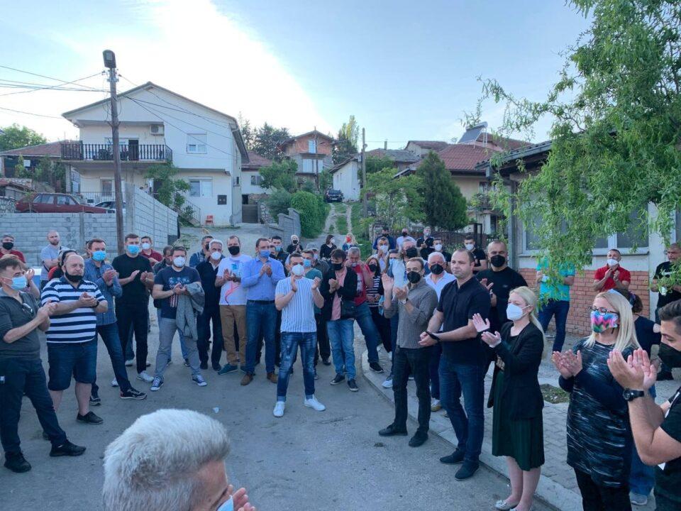 Мисајловски, Стојаноски и Стојаноска од скопско Волково: Сакаме силна држава и тука не правиме компромиси