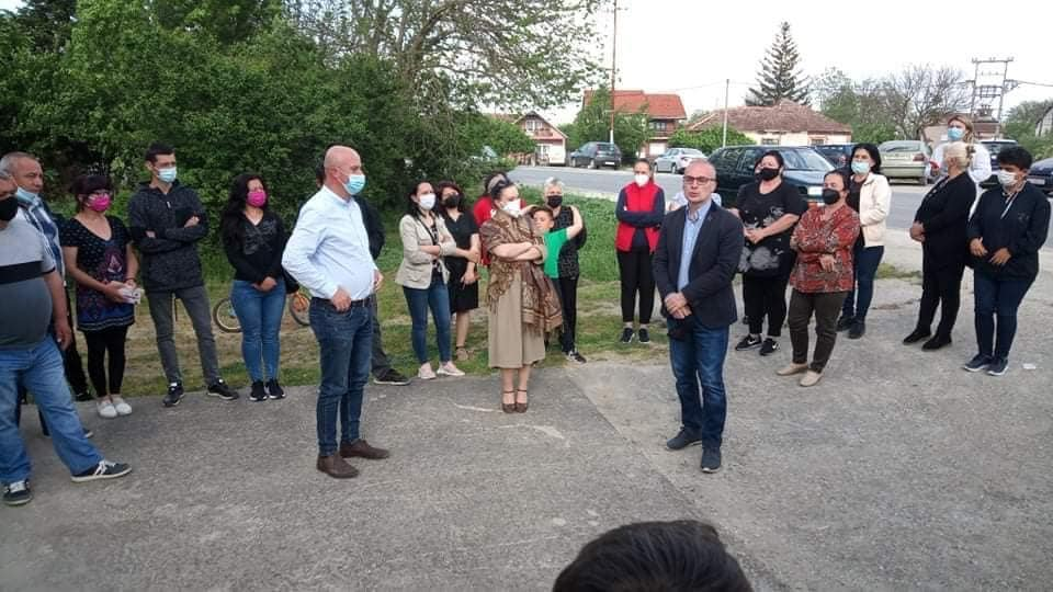 Мизрахи и Милошоски во посета на Новаци