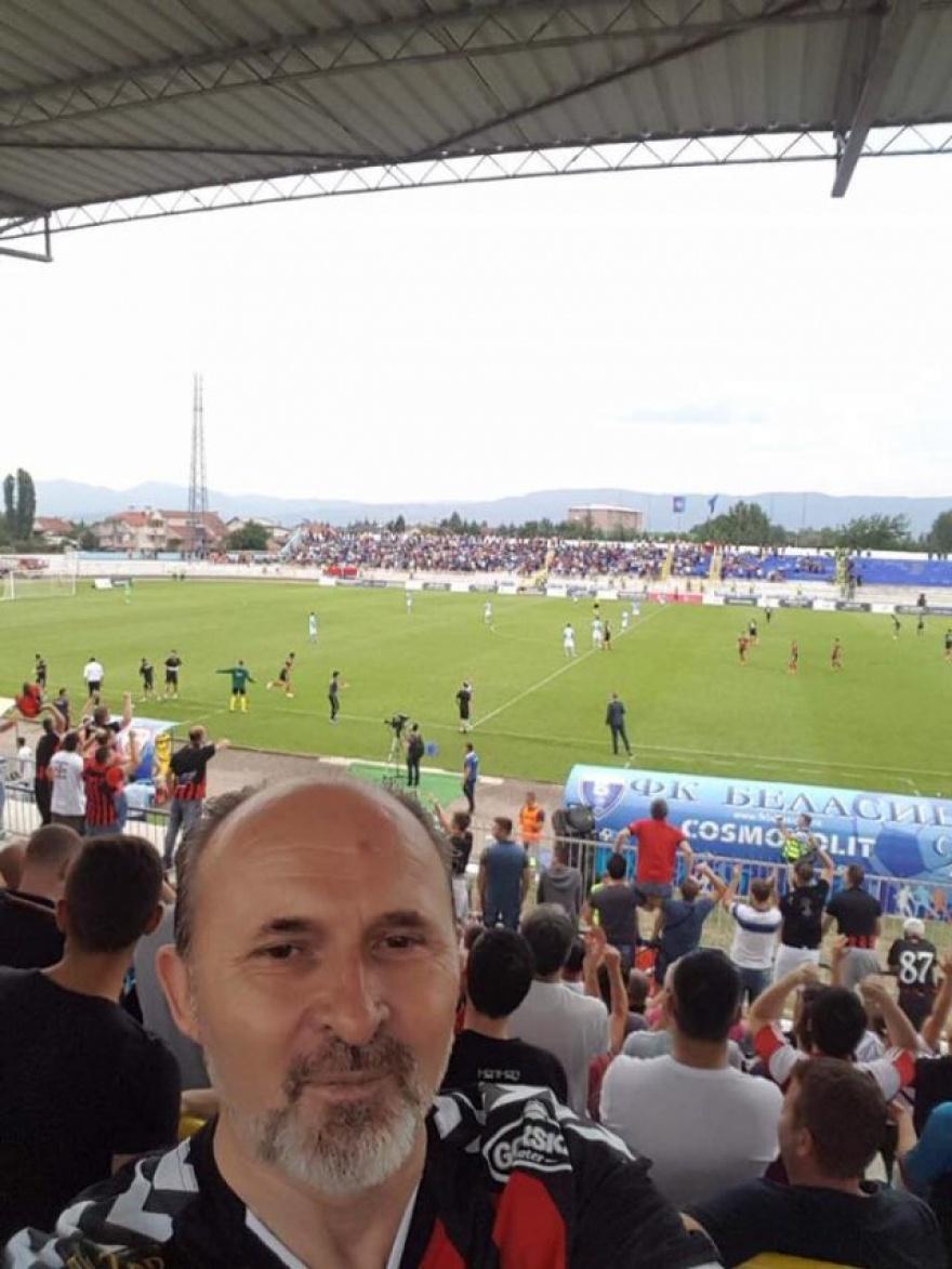 Трајановски: Јас го сакам Вардар и тој повторно ќе блеска