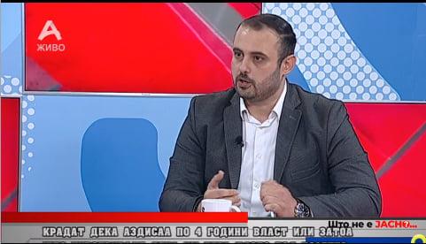 Ѓорѓиевски: Заев е деспот кој сака да контролира и цензурира се во државата