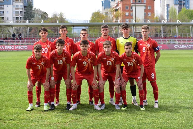 Младата фудбалска селекција до 17 година ќе учествува на турнир во Србија