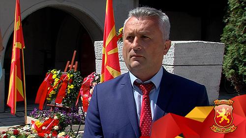 Сајкоски: Немам прочитано дека Гоце Делчев нешто направил за бугарската држава, тој умре за самостојна и независна Македонија