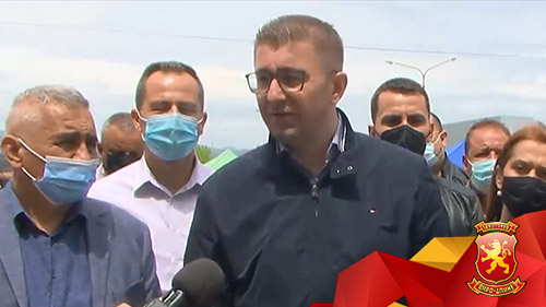 Мицкоски: Граѓаните на истокот живеат мачно, градоначалниците на СДСМ се гушат во криминал, ВМРО-ДПМНЕ на локалните ќе излезе со вистински решенија