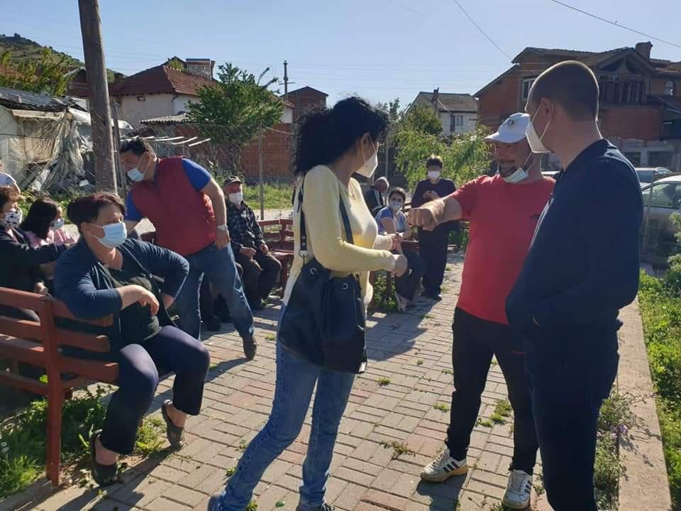Пратениците на ВМРО-ДПМНЕ заедно со народот, граѓаните на Република Македонија крајно разочарани и бесни на ненародната власт