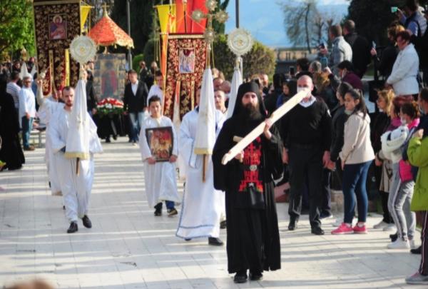 Без традиционалните торжества Струга ќе биде осветена со моштите на Свети Георгиј