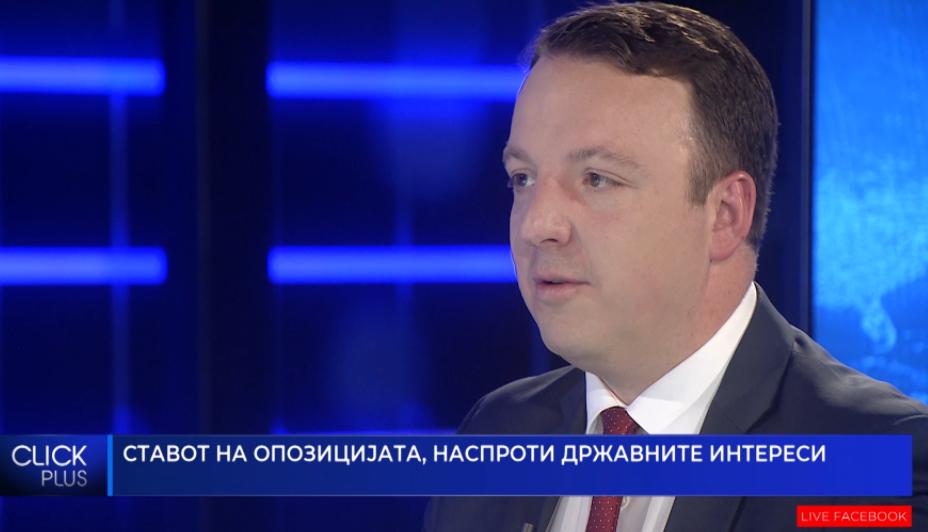 Николоски: ВМРО-ДПМНЕ има заложба за законот за легализирање на дивоградбите
