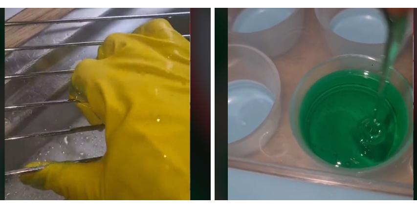 Исчистете ги наслагите од маснотии на решетките на рерната без да триете со жица: Трик што ќе им го олесни животот на домаќинките (ВИДЕО)