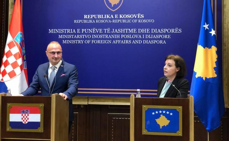 Хрватска е против промената на границите во регионот
