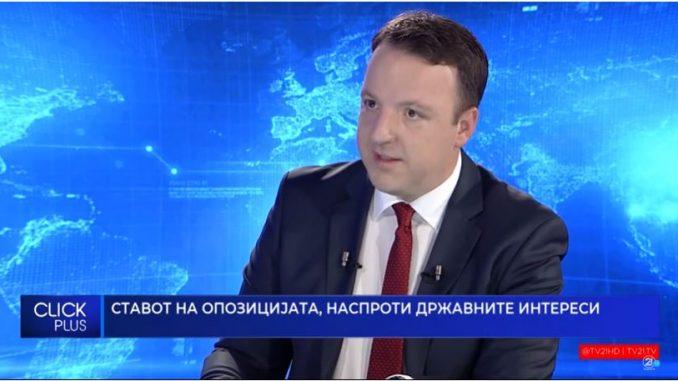 Николоски: Поарди лошите политики на СДСМ и Заев, Македонија влегува во едно непосакувано сценарио поврзано со инфлацијата која наминува над 3%