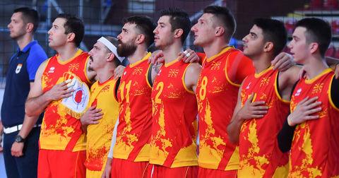 Македонските одбојкари на ЕП ќе играат во Тампере