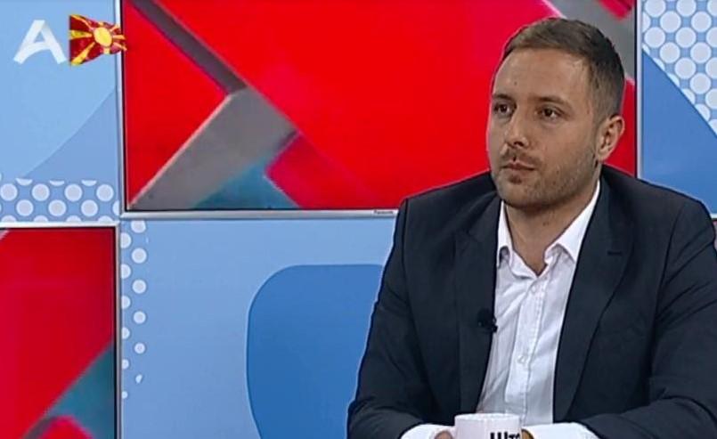 Арсовски: СДСМ да не молчи на бугарските провокации, Гоце Делчев е македонски револуционер
