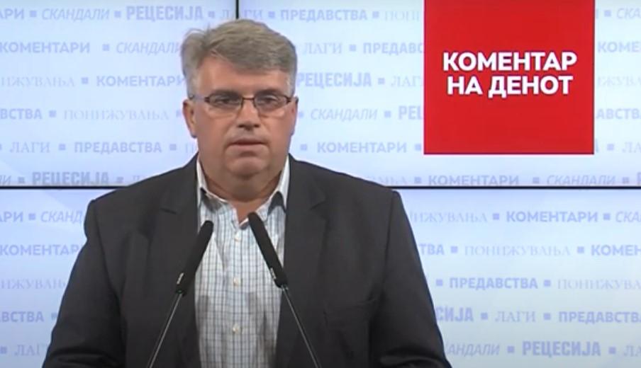 Мартиноски: Бутел е единствена општина во Скопје што нема поликлиника, но затоа стана дувло на криминал
