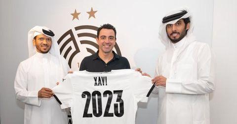 Чави го продолжи договорот со Ал-Сад до 2023 година