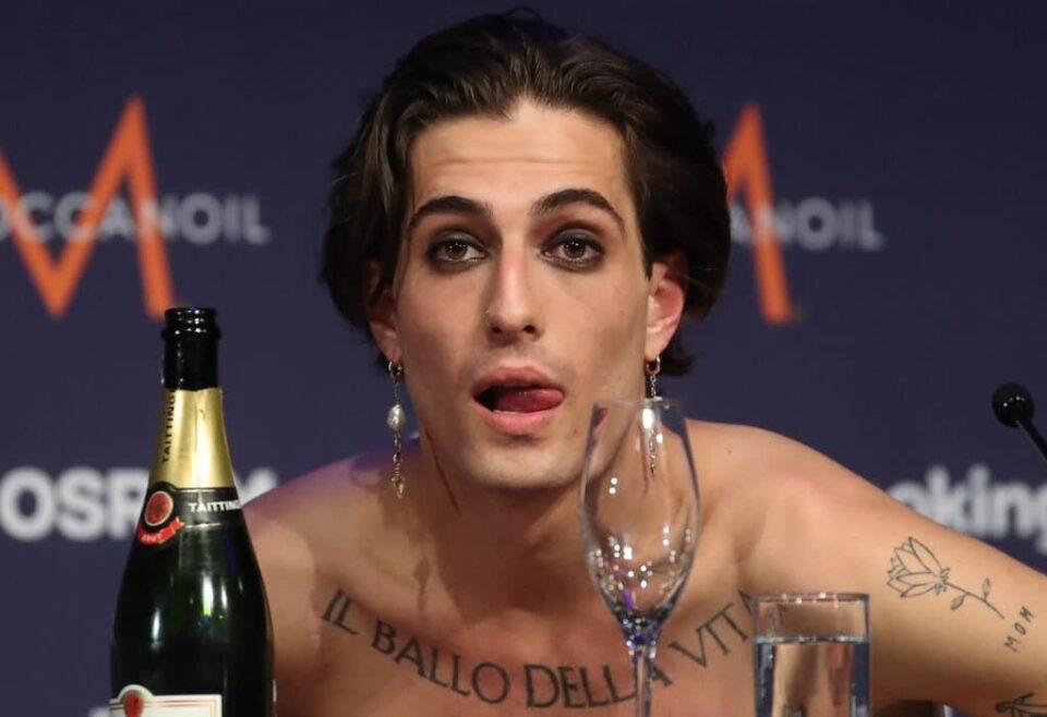 """Девојките љубоморно го прашаа: """"Па добро неа ли ја одбра"""", победникот на Евровизија ја покажа девојката откако ја криеше четири години"""