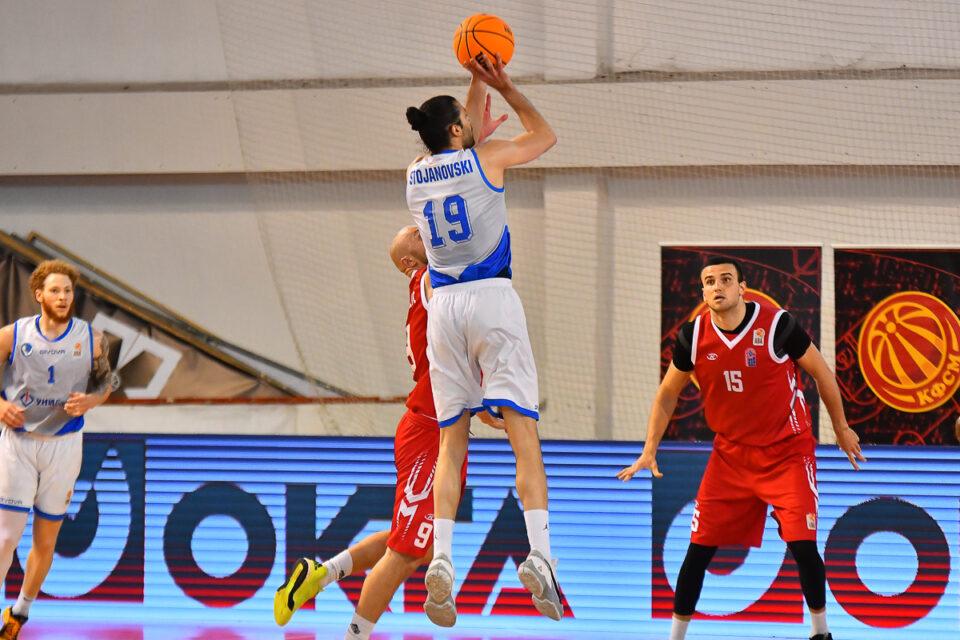 Дамјан Стојановски МВП на финалето од Купот на Македонија