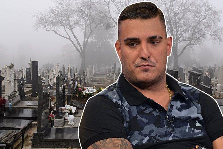 Се зборуваше дека лихвари го запалиле гробот на таткото на Дарко Лазиќ, но сега се огласи пејачот – еве што кажа