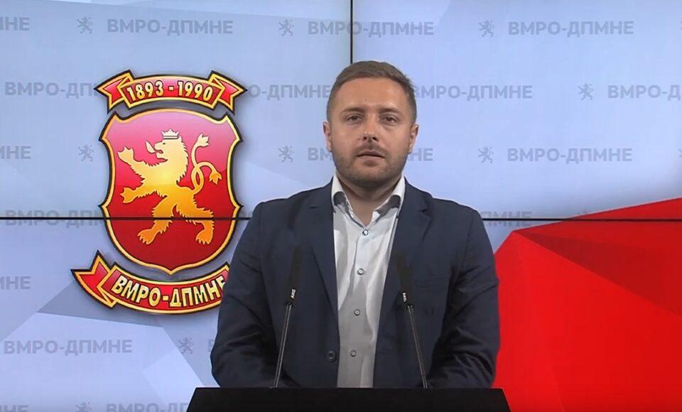 Арсовски:280.000 евра за кампања за спречување корупција – нов скандалозен тендер