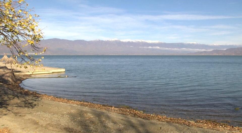 Подводно чистење на Дојранското езеро, вклучени 20 нуркачи