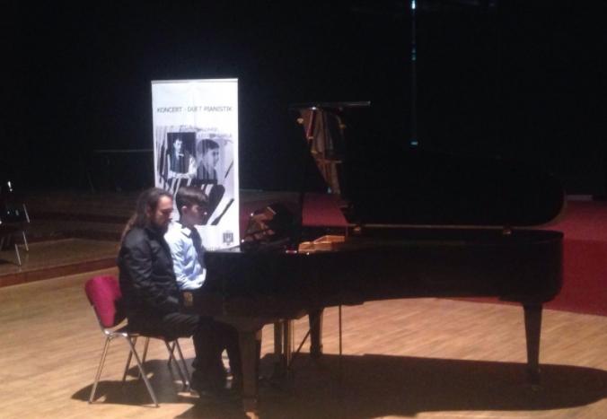 """Музички настан во Кичево """"Дуо Концерт-Пијано 4 раце"""""""