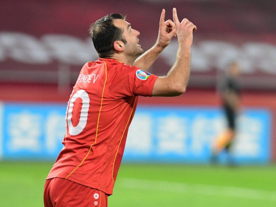 Пандев објави: Утре е мој последен меч за Македонија