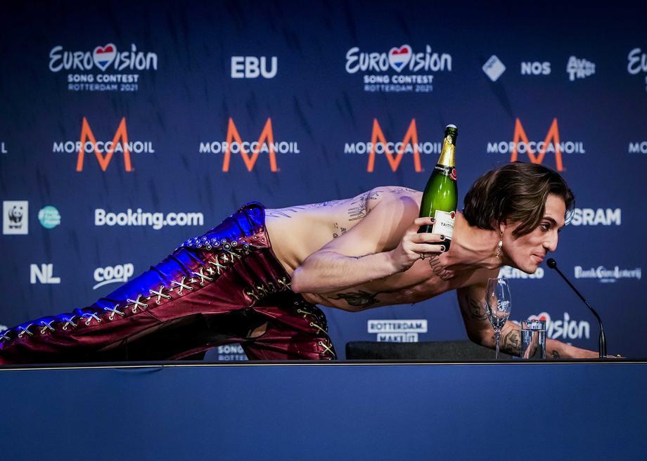 Каква награда следува за победникот на Евровизија?