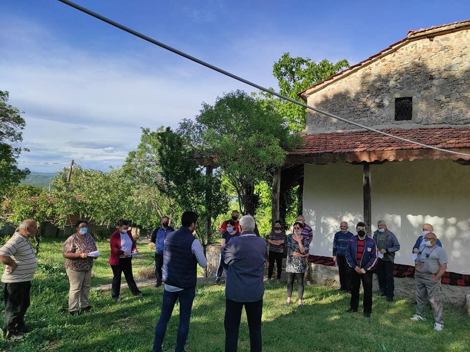 Пратениците на ВМРО-ДПМНЕ на средби со граѓаните: Незадоволството е видливо, промените доаѓаат, а со тоа и создавање поквалитетен живот за сите граѓани