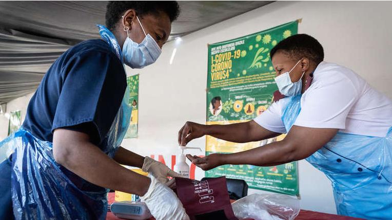 Денеска започна голема кампања за вакцинација во Јужна Африка