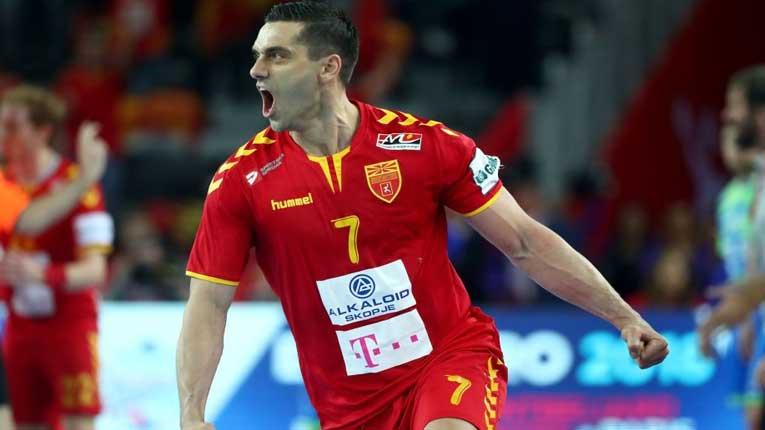 Македонија ќе игра во Дебрецин против Данска, Словенија и Црна Гора