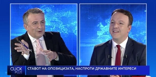 ВИДЕО: Погледнете го жестокото интервју на Николоски за ТВ 21 кое беше прекинато