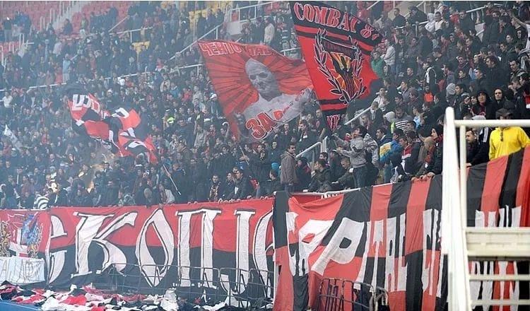Комити се огласија по испаѓањето на ФК Вардар : Национален срам
