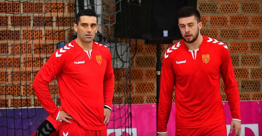 Лазаров и Кузмановски најдобри стрелци за Македонија во квалификациите