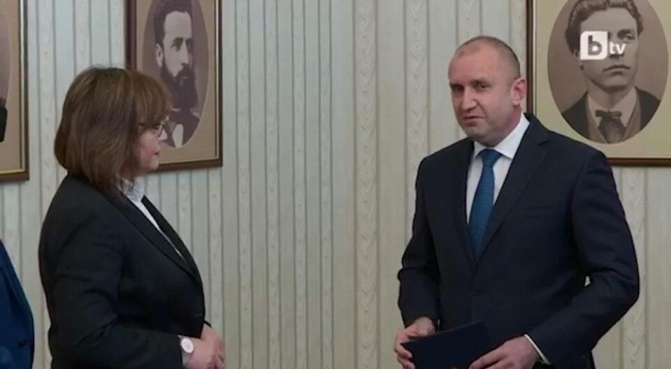 И БСП го вратија мандатот, Бугарија оди на нови избори