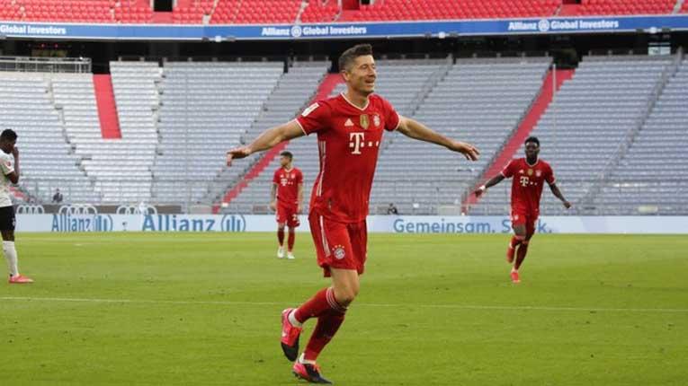 Баерн Минхен официјално ја освои деветта шампионска титула по ред во Германија