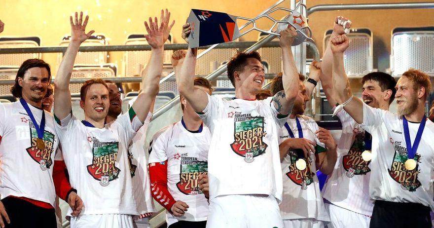 Магдебург е прв шампион во првото издание на Европската лига на ЕХФ