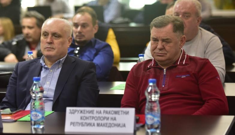 РФМ ги исклучи Марјан Начевски и Агрон Хајредини