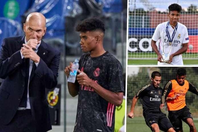 Со ѕверски старт повреди млад фудбалер на Реал Мадрид, а не доби никаква казна!