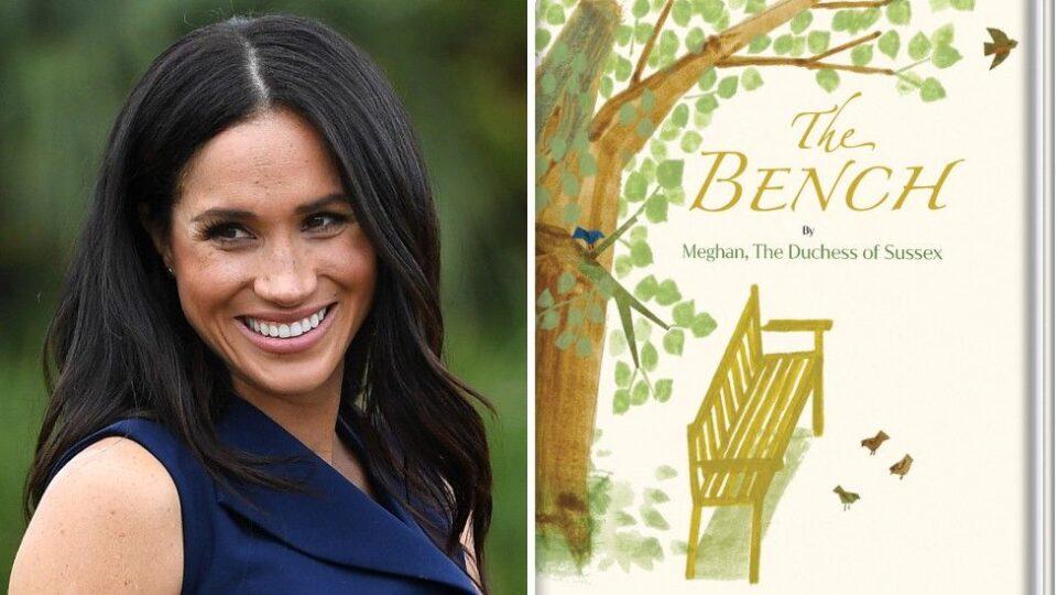 ФОТО: Меган Маркл ја објавува својата прва книга за деца