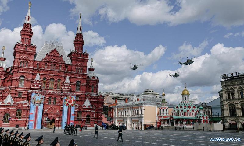 ВО ЖИВО: Воена парада во Москва, се одбележува победата над фашизмот
