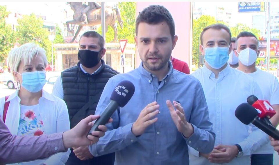 Муцунски: ВМРО-ДПМНЕ е обединето како никогаш досега и преку конкретна политичка понуда, која што ќе значи развој, просперитет и ќе значи почеток на крајот на овие погубни политики