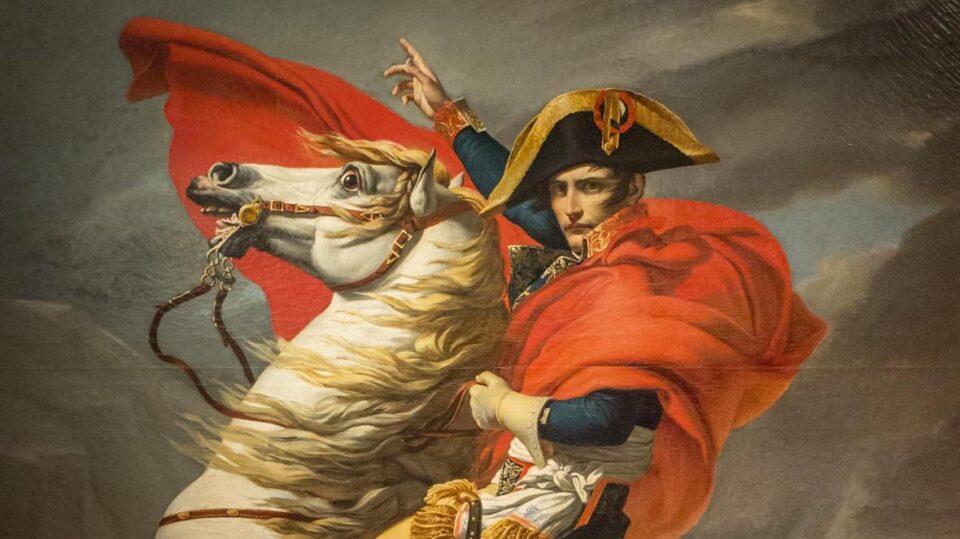 ДНК на Наполеон Бонапарта на аукција