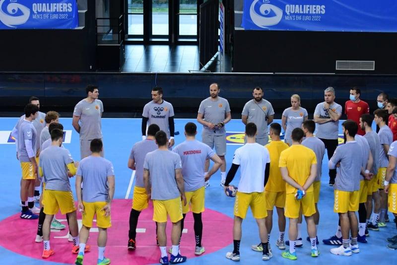 Македонија ја пречекува Швајцарија за крај на уште едни успешни квалификации