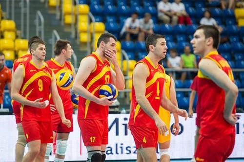 Одбојкарите сигурни против Кипар и го заверија пласманот на Ф4 во Сребрената Лига