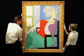 Слика на Пикасо продадена за вртоглава сума