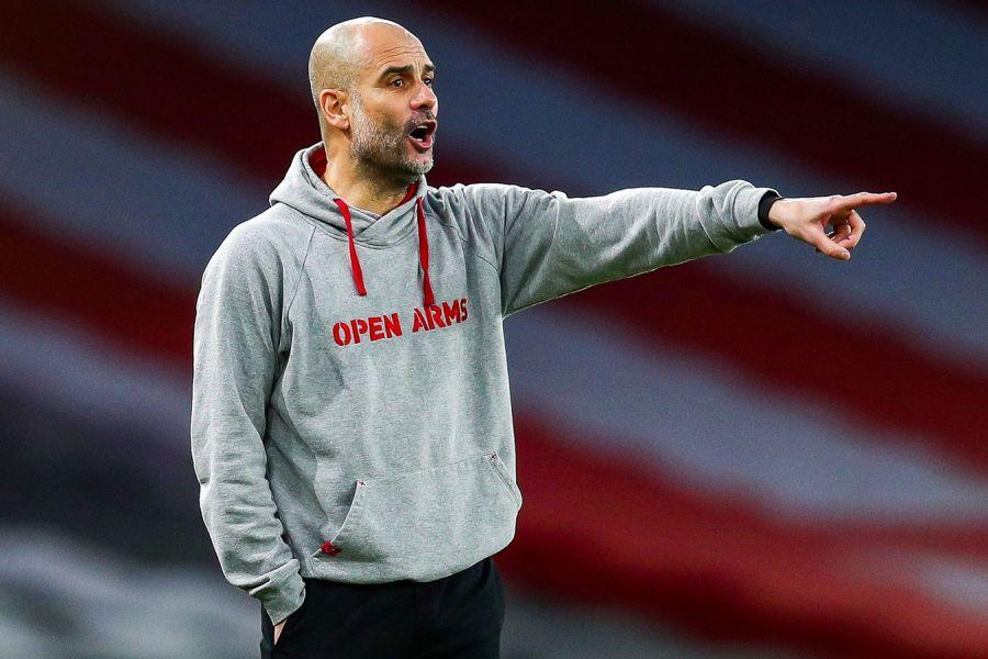Пеп Гвардиола: Секогаш им велам на фудбалерите сами да донесат одлука