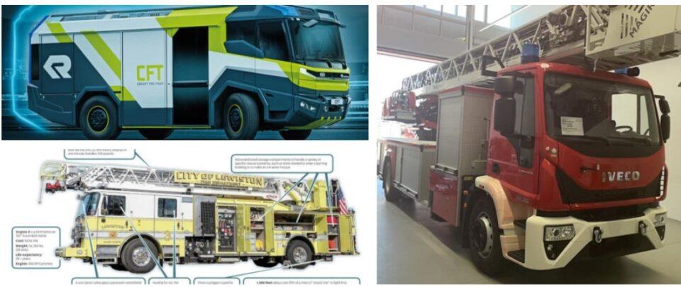 Шилегов набавил пожарникарско возило дури поскапо од она кое се употребува во Холивуд,набавено е за 1,2 милиони долари