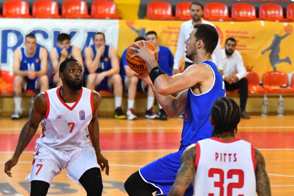 Еуро Никел направи брејк во Скопје ,Кавадарчани на чекор до финалето