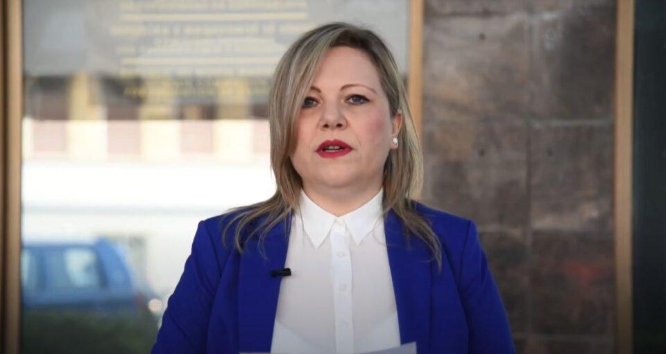 """Николовска: Жалбата за казната во случајот """"27 април"""" е прифатена од страна на судот во Стразбур, очекувам да биде донесена правилна одлука"""
