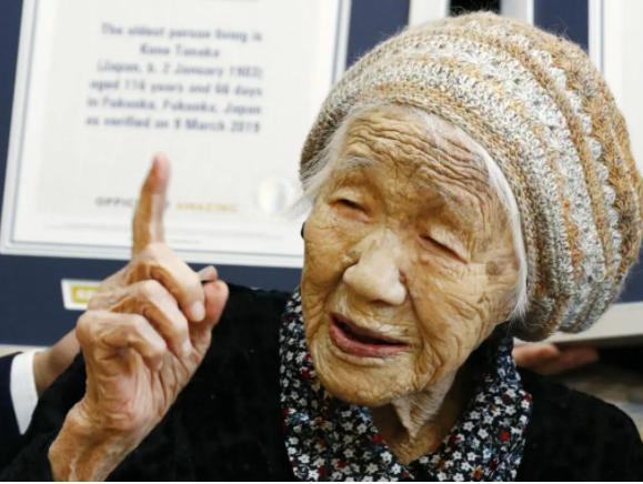 Најстарата жена има 118 години, секое утро прави 2 работи